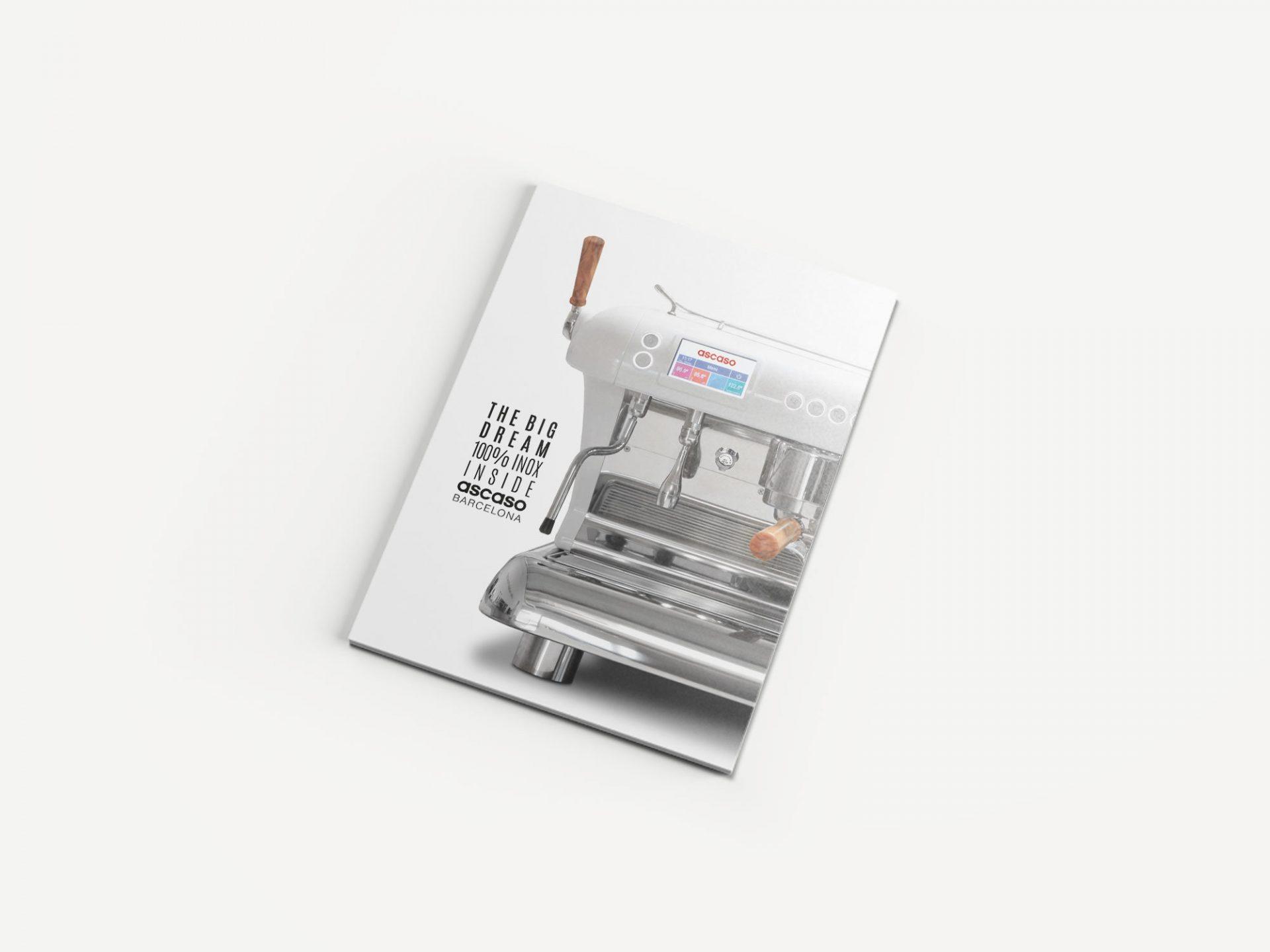 Empiezapori, diseño catálogo